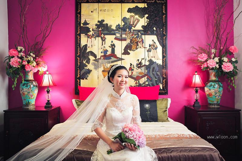 penang chinese wedding actual day