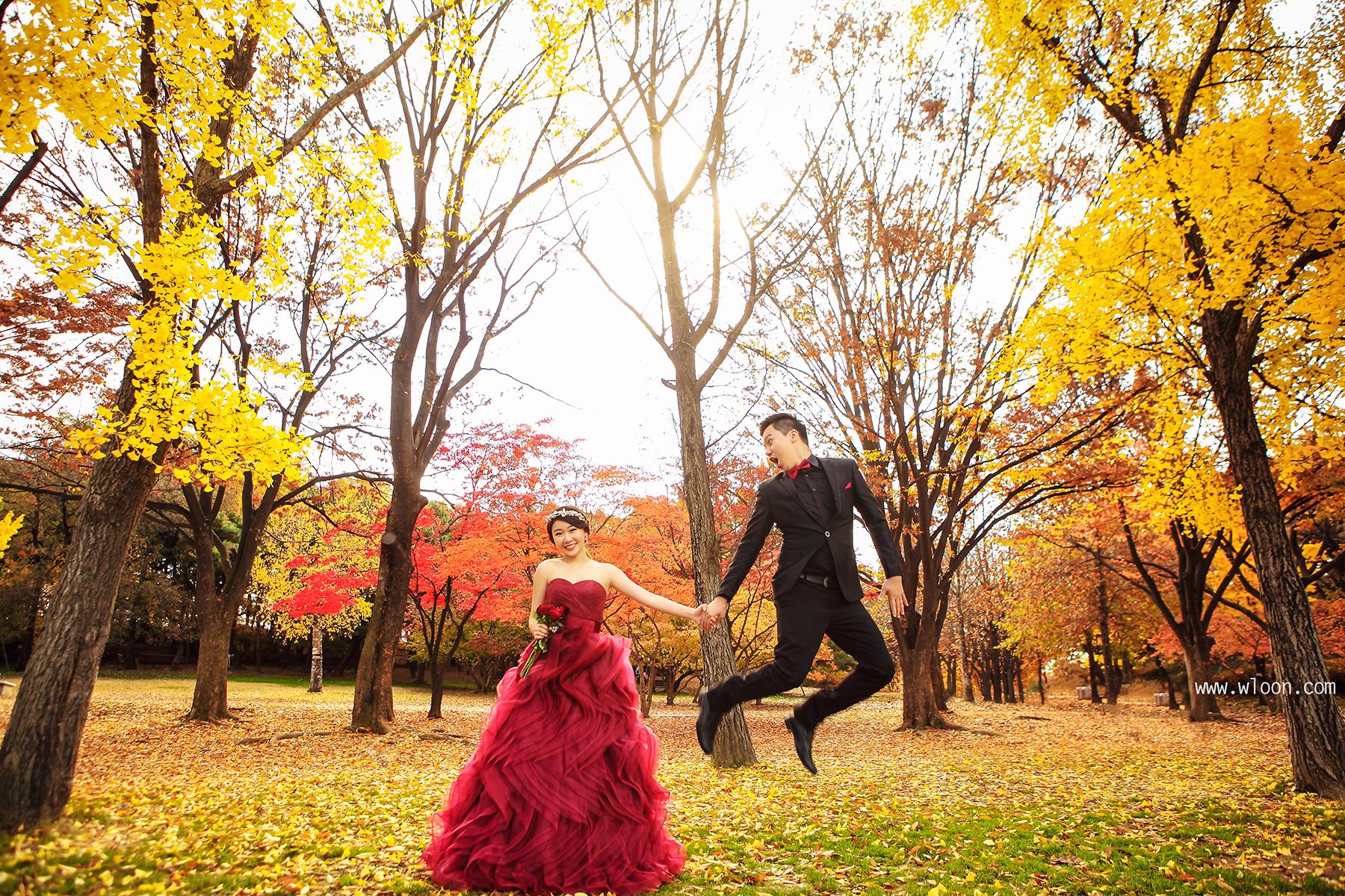 Natural Pre Wedding Malaysia International Wedding Photographer