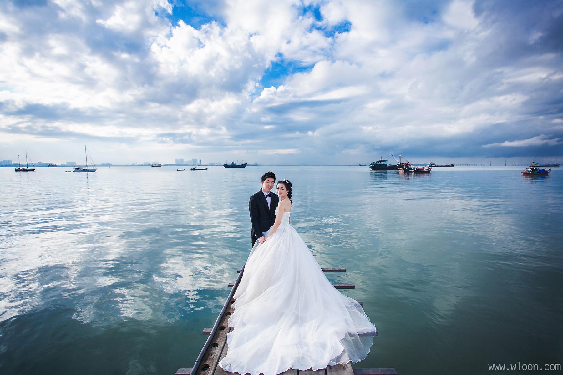 Penang Pre Wedding Jia Minh Vynn